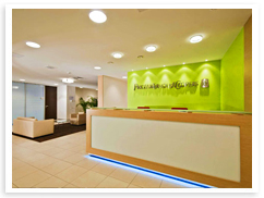 PwC (г. Санкт-Петербург). Solo Office Interiors.