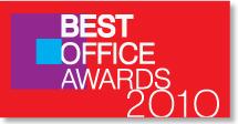 Проект-участник конкурса Best Office Awards 2010!