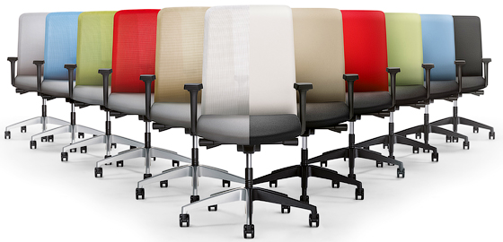 Campos. Geos. Interstuhl. Solo Office Interiors.