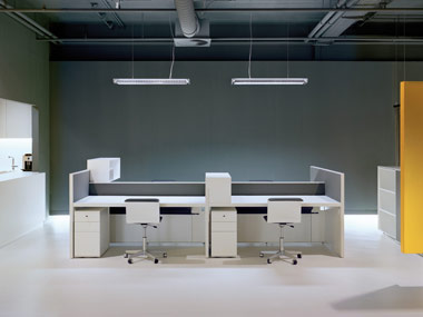 DESK, Solo Office Interiors
